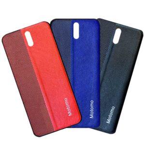 قاب چرم+پارچه شیائومی Motomo Cloth Leather Case | Redmi 8A
