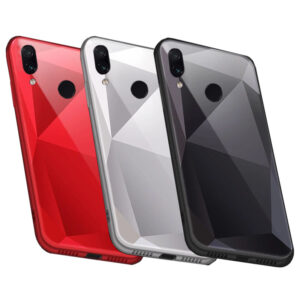 قاب الماسی پشت گلس شیائومی Diamond Case Redmi Note 7 | Note 7 Pro