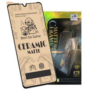 محافظ سرامیکی مات شیائومی Film Matte Ceramics Redmi Note 7 | Note 7 Pro