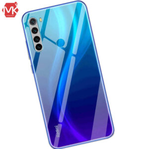 قاب شفاف شیائومی Transparent Crystal Case | Redmi Note 8T