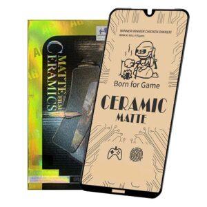 محافظ نمایشگر سرامیکی مات شیائومی Matte Film Ceramics | Redmi Note 8