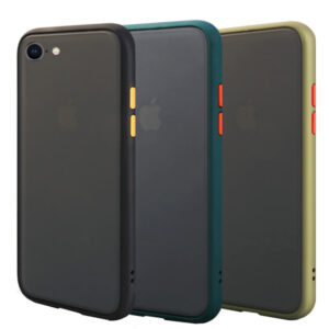 قاب هیبریدی شفاف آیفون ShockProof Hybrid Case iphone 8 | iphone 7