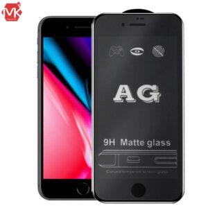 محافظ مات نمایشگر آیفون Full Matte Glass | iphone 8 Plus | 7 Plus