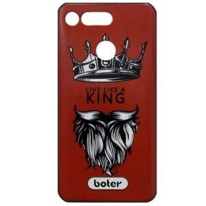 قاب براق طرحدار هانر Designed King Cover | Honor V20 | View 20