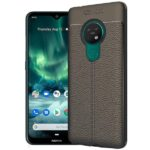 buy price nokia 7.2 litchi leather pattern auto foucs texture case قاب گوشی