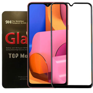 محافظ صفحه فول سامسونگ Magic Full Tempered Glass | Galaxy A21