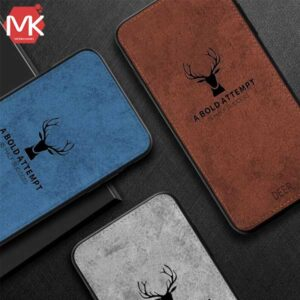 قاب طرح پارچه گوزنی سامسونگ Deer Case | Galaxy Note 10 Plus