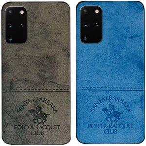 قاب طرح پارچه پولو Cloth Pattern POLO Case | Galaxy S20 Plus