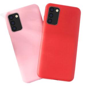 قاب سیلیکون اوریجینال سامسونگ Silicone Soft Case | Galaxy S20