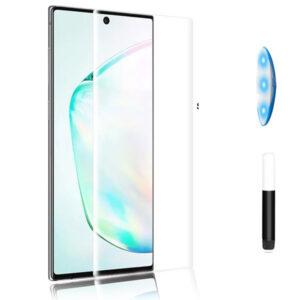 محافظ صفحه یو وی سامسونگ Full Nano UV Glass | Galaxy S20 Ultra