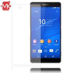 محافظ صفحه شیشه ای سونی Tempered Screen Glass Xperia Z4 | Z3 Plus