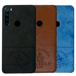 قاب طرح پارچه شیائومی POLO Vintage Case | Redmi Note 8T