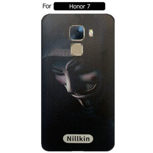 قاب طرحدار آنر TPU Designed Dark Man Case | Honor 7
