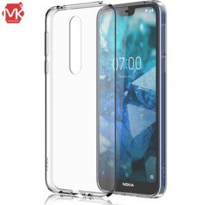 قاب شفاف پشت طلق نوکیا Ultra-Thin Clear Case | Nokia 3.2