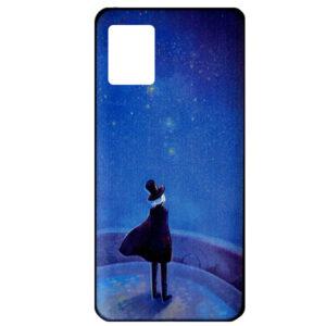 قاب محافظ طرحدار سامسونگ Painted Blue Sky Case | Galaxy A51