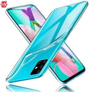 قاب شفاف پشت طلق سامسونگ Ultra-Thin Crystal Case | Galaxy A51
