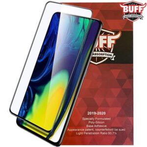 محافظ صفحه بوف سامسونگ BUFF Specially 5D Glass | Galaxy A80