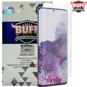 محافظ هیدروژل سامسونگ BUFF Hydrogel Unbreakable protector | Galaxy S20 Plus