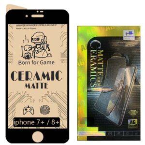 محافظ سرامیکی مات آیفون Ceramics Matte Film | iphone 8 Plus | 7 Plus