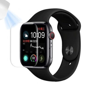 گلس یو وی اپل واچ Full Glue Apple Watch UV Glass | 40mm