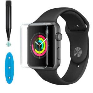 محافظ صفحه یو وی اپل واچ Apple Watch UV Glass | 42mm