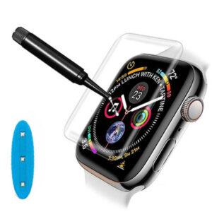 محافظ یو وی اپل واچ Apple Watch Full UV Glass | 44mm