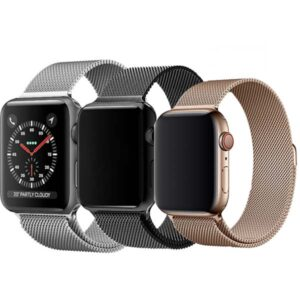 بند اپل واچ Apple Watch Stainless Milanese Loop Band | 42mm | 44mm
