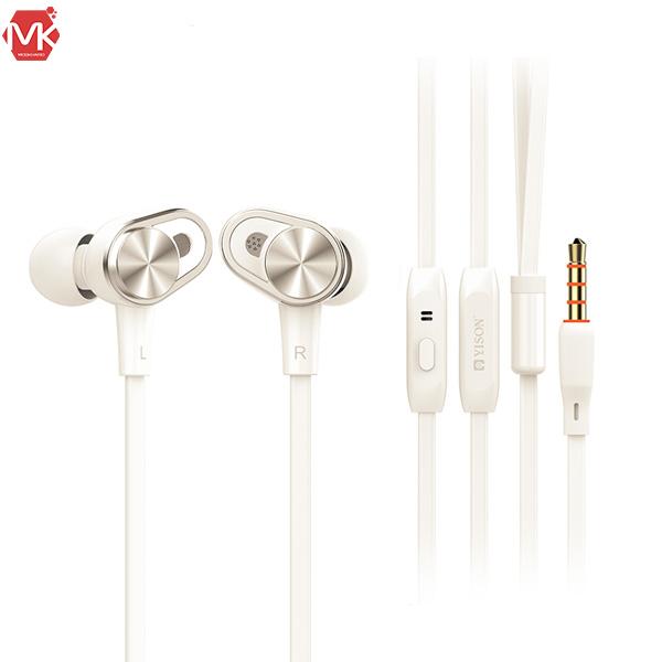 هندزفری سیمی استریو وایسون Yison in-ear Stereo Handsfree | CX620