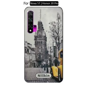 قاب محافظ هواوی Nillkin Painted City Case | Nova 5T | Honor 20 Pro