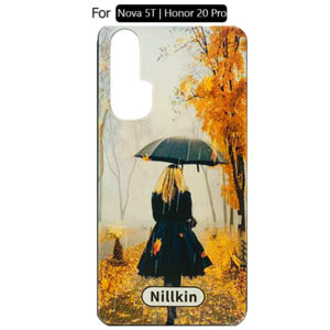 قاب سرامیک طرحدار هواوی Nillkin Autumn Case | Honor 20 Pro | Nova 5T