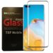 محافظ صفحه پوشش منحنی Magic Full Cover Glass | P40 Pro