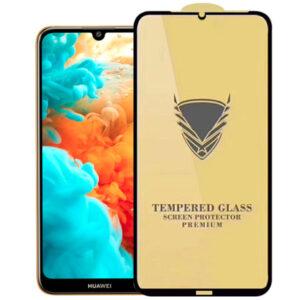 محافظ صفحه طلایی هواوی Golden Armor Glass Y6 2019 | Y6 Prime 2019 | Honor 8A
