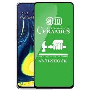 محافظ صفحه سرامیکی سامسونگ Flexible Ceramics Film | Galaxy A80