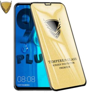 محافظ صفحه طلایی هواوی Golden Armor OG Glass Honor 8X | Y9 2019