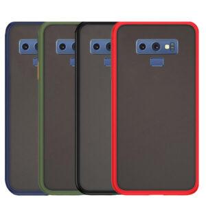 قاب دودی هیبرید سامسونگ Matte Hybrid Cover | Galaxy Note 9