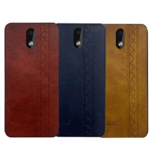 قاب چرم براق نوکیا JMC Soft Leather Case | Nokia 2.2