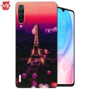 قاب سرامیکی شیائومی UV Eiffel Tower Mi 9 Lite | Mi CC9