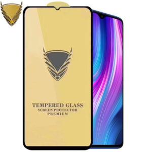 محافظ صفحه سخت شیائومی Golden Armor OG Glass | Redmi Note 8