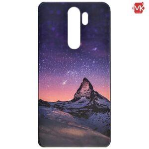 قاب سرامیک طرحدار شیائومی UV Coated Bright Night Case | Redmi Note 8 Pro