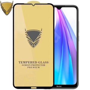محافظ صفحه روکش سخت شیائومی Golden Armor OG Glass | Redmi Note 8T