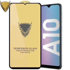 محافظ صفحه سخت سامسونگ Golden Armor OG Glass | Galaxy A10