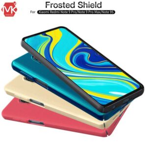 قاب نیلکین شیائومی Frosted Shield Nillkin Case | Redmi Note 9s | Note 9 Pro | Pro Max