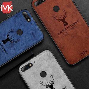 قاب هواوی Classic Design Deer Case Y6 2018 | Y6 Prime 2018