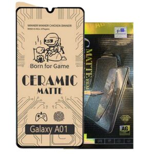 محافظ سرامیک مات سامسونگ Ceramics Matte Film | Galaxy A01