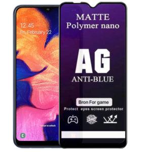 محافظ سرامیک مات سامسونگ Matte Anti-Blue Ceramics | Galaxy A10 | M10