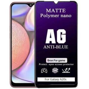 محافظ سرامیک آنتی-بلو سامسونگ Matte Anti-Blue Ceramics | Galaxy A10s