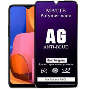 محافظ صفحه سرامیک سامسونگ Matte Anti-Blue Ceramics | Galaxy A20s