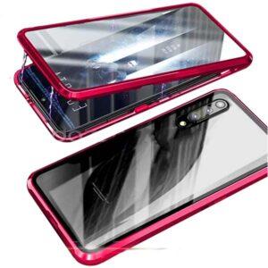 قاب مگنتی + محافظ صفحه سامسونگ Magnetic Case | Galaxy A30s | A50s