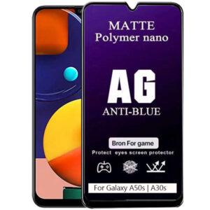 محافظ صفحه سامسونگ Matte Anti-Blue Ceramics | Galaxy A30s | A50s