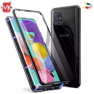 قاب مگنتی + محافظ صفحه سامسونگ Magnetic Cover | Galaxy A51